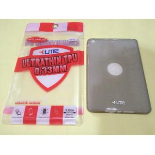 Soft Case iPad Mini 1 2 3 Ultrathin Silikon UME Original