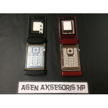 Casing Fullset Nokia N76 Flip N 76 Housing Bezel Tulangan Backdoor