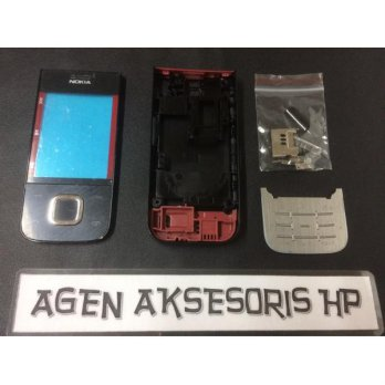 Casing Fullset Nokia 5330 XpressMusic Housing Bezel Backdoor Tulangan