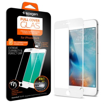 Spigen iPhone 6s / 6 Screen Protector Full Cover Glass
