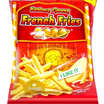 Siantar Top French Fries 75 gram
