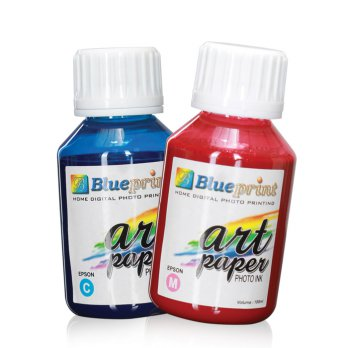 Blueprint Bulk Ink Art Paper 100ml Epson Yellow