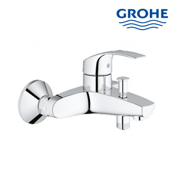 Grohe Kran Shower 33300002 Eurosmart OHM Bath Exposed 2015 - Silver