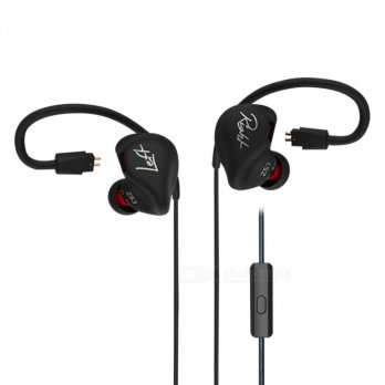Headeset Knowledge Zenith Earphones - KZ-ZS3 With Mic Super Bass Sport