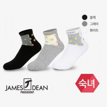 High Quality Casual Socks MADE IN KOREA / JHWOSD13 Cotton100 Women Socks 3207