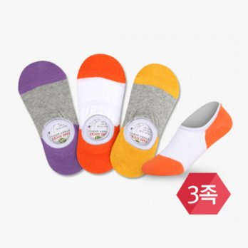High Quality Casual Socks MADE IN KOREA / FAKE-W13 Women Cotton100 3279