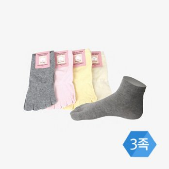 High Quality Casual Socks MADE IN KOREA / L10 01 Cotton100 Women 3062
