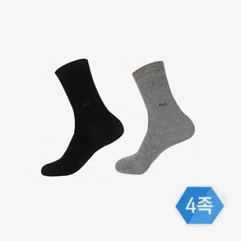 High Quality Casual Socks MADE IN KOREA / M19 02 Men 3007