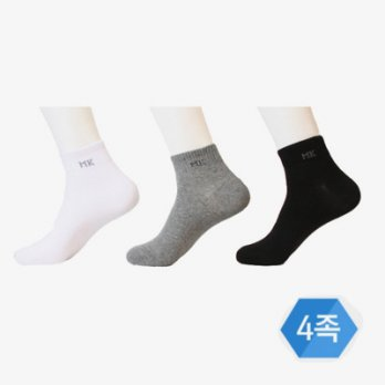High Quality Casual Socks MADE IN KOREA / M10 02 Men 3001