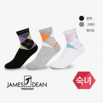 High Quality Casual Socks MADE IN KOREA / JHWOSD11 Cotton100 Women Socks 3205
