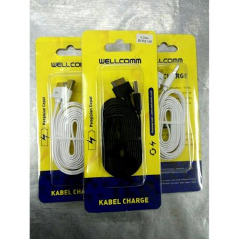 CABLE / KABEL DATA WELLCOMM FOR Ipad 1 2 3 4 iphone 3 4 1.5M