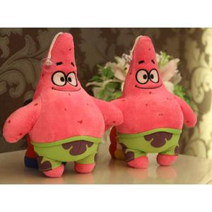 Boneka Rekam Suara Merekam Sound Recorded Patrick SPongebob Bikini Bottom Crab Barang Unik