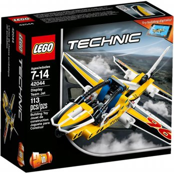 LEGO 42044 : Display Team Jet