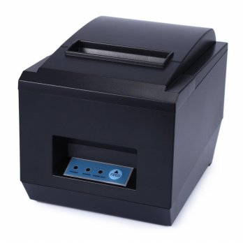 Printer POS Thermal Receipt Printer 80mm - 8250-II - Black