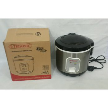 Trisonic magic com rice cooker 3in1 T707N 1,2 liter