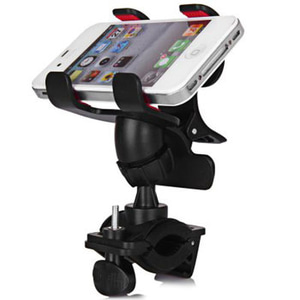 Lazy Tripod Bicycle phone Mount holder Bike stang Sepeda Smartphone