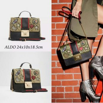 TAS ALDO LOVE CROSSBODY ORIGINAL