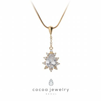Cocoa Jewelry Kalung Ice Flowers