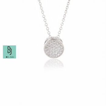 BE.JUU Kalung For You Korean Jewelry
