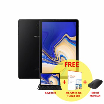 Samsung Galaxy Tab S4 2018 - Free Keyboard + Office 365 + Mouse Microsoft (T835N)