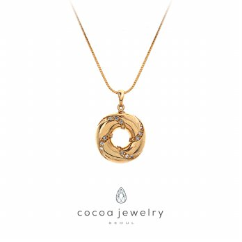 Cocoa Jewelry Kalung Miracle in Love - No Box