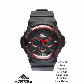 Jam Tangan Pria / Jam Tangan Murah D-Ziner Zum Fashion Three Color YRA-4563