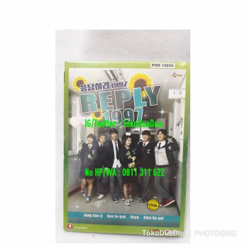 DVD SERIAL KOREA ORIGINAL REPLY 1997