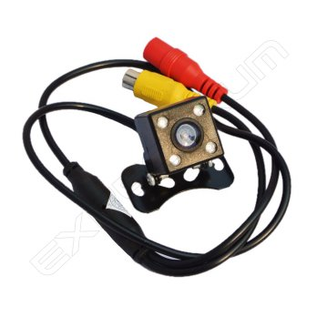 kamera mundur mobil parkir CCD / rear camera car LED universal