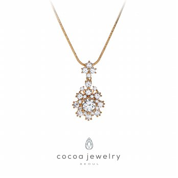 Cocoa Jewelry Kalung First Snow