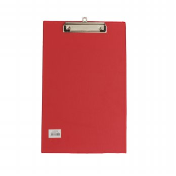 Bantex Clipboard Folio Red #4205 09