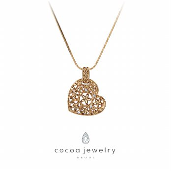 Cocoa Jewelry Kalung Love in Summer Storm