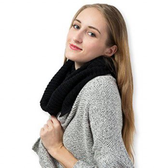 [macyskorea] Knit Winter Infinity Scarf by Tough Headwear - Stay Warm & Stylish - Circular/19174989