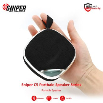 Sniper Youla C5 Wireless Speaker Portable