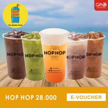 Hop hop - Voucher Value 28.000