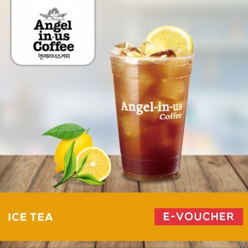 Angel in us Coffee - Iced Tea