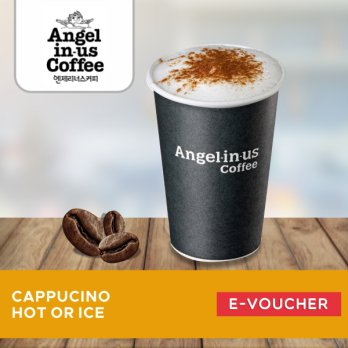 Angel in us Coffee - Cappuccino HOT/ICE