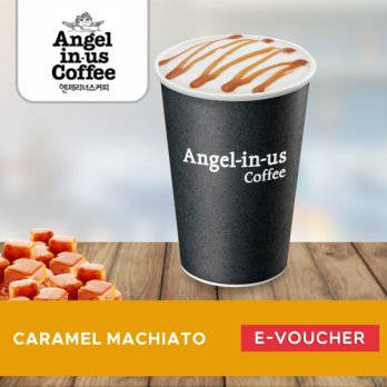 Angel in us Coffee - Caramel Machiato HOT/ICE