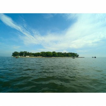 ONE DAY TRIP 3 Pulau (Kelor, Onrust, Cipir)