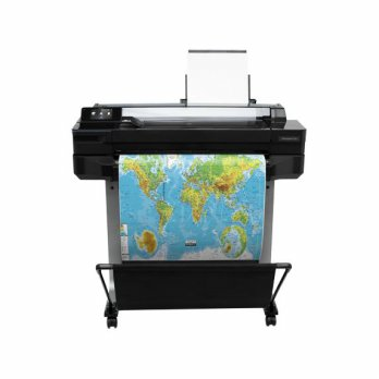 Promo Printer Plotter HP DesignJet T520 [CQ890A] - 24 Inch A1 - Original