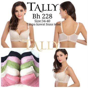 BRA IKAT LEMAK TALLY PENEKAN LEMAK 228 TALLY PUSH UP