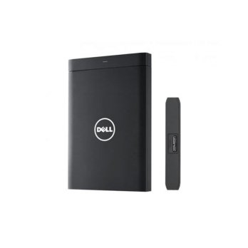 Promo DELL HDD External - Kit Dell 1TB Portable External HDD USB 3.0