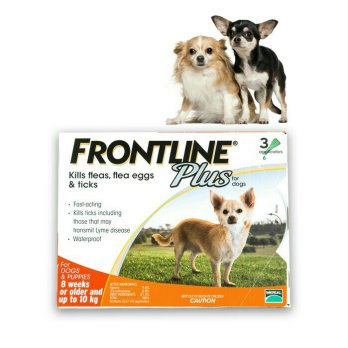 Frontline for dog puppy