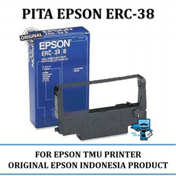 Promo Pita\ Ribbon Epson ERC-38 Black Cartridge Ribbon