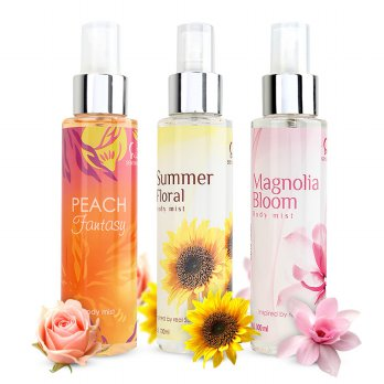 Senswell Body Mist 100 Relaxing For 3 pcs