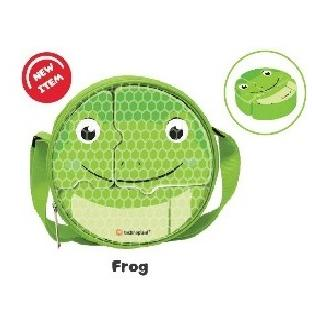 Technoplast Puzzle Lunch Set - Frog