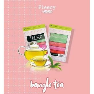[ BANGLE TEA ] FLEECY Bangle Tea - Slimming Tea - Teh Pelangsing