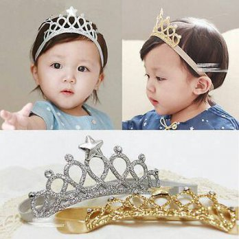 Crown Headband/Headband Princess/Headband Big Crown/Headband Mahkota Bando Mahkota  Bando Crown