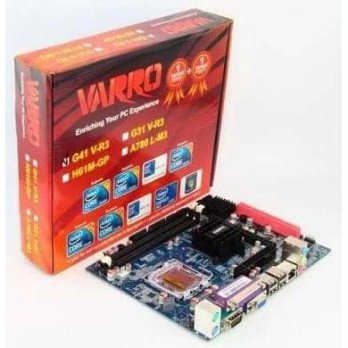 Motherboard Varro G41 Socket Intel LGA 775