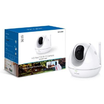 tp-link NC450 - HD Pan/Tilt Wi-Fi IP Camera WITH NIGHT VISION