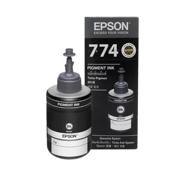 Tinta Epson T7741 Black Pigment Ink 774 / T 7741 Original For M Series
